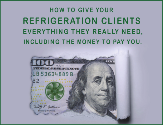 Refrigerator Clients Money