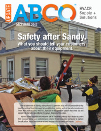 Safety after Sandy