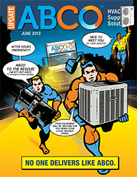 NO ONE DELIVERS LIKE ABCO.