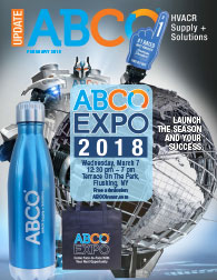 Power up on Wednesday, March 7th at ABCO EXPO