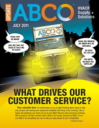 WHAT DRIVES OUR CUSTOMER SERVICE?
