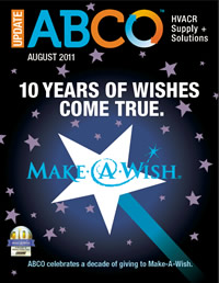 ABCO celebrates a decade of giving to Make-A-Wish