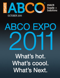 ABCO EXPO 2011. What's hot. What's cool. What's next.