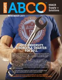 ABCO UNIVERSITY. STRONGER & SMARTER FOR 2012.