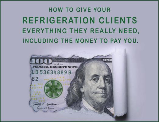 Refrigerator Clients Money