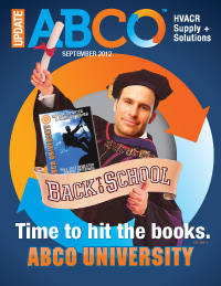 SHARPEN YOUR PENCILS. ABCO UNIVERSITY IS BACK – AND BETTER THAN EVER