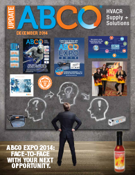 ABCO EXPO 2014: FACE-TO-FACE WITH YOUR NEXT OPPORTUNITY.