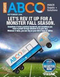 LET'S REV IT UP FOR A MONSTER FALL SEASON.