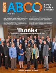 ABCO EXPO 2016