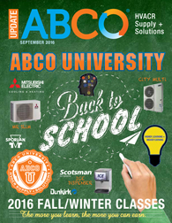ABCO University – Back to School