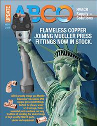 Mueller Industries' Streamline PRS™ press fittings | ABCO HVACR