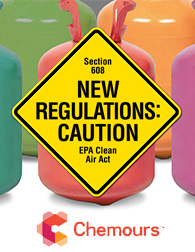 Reminder! New EPA rules in effect: What you need to know and how ABCO can help.