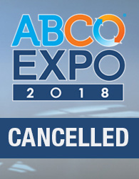 ABCO EXPO 2018 has been cancelled due to the Winter Storm Watch for Wednesday, March 7