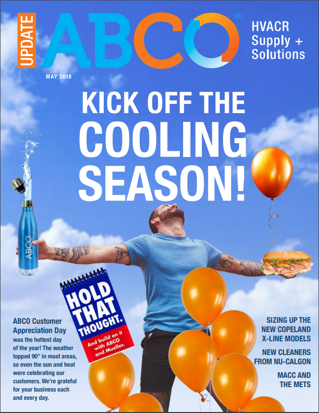 KICK OFF THE COOLING SEASON!