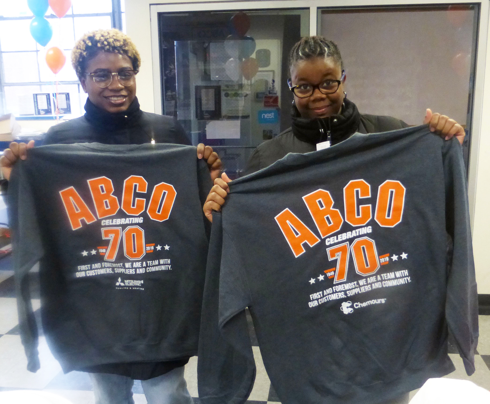 In recognition of our history and our valued customers, ABCO proudly presents Celebrating 70.