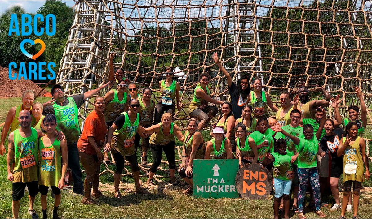 ABCO Conquers MuckFest 2019