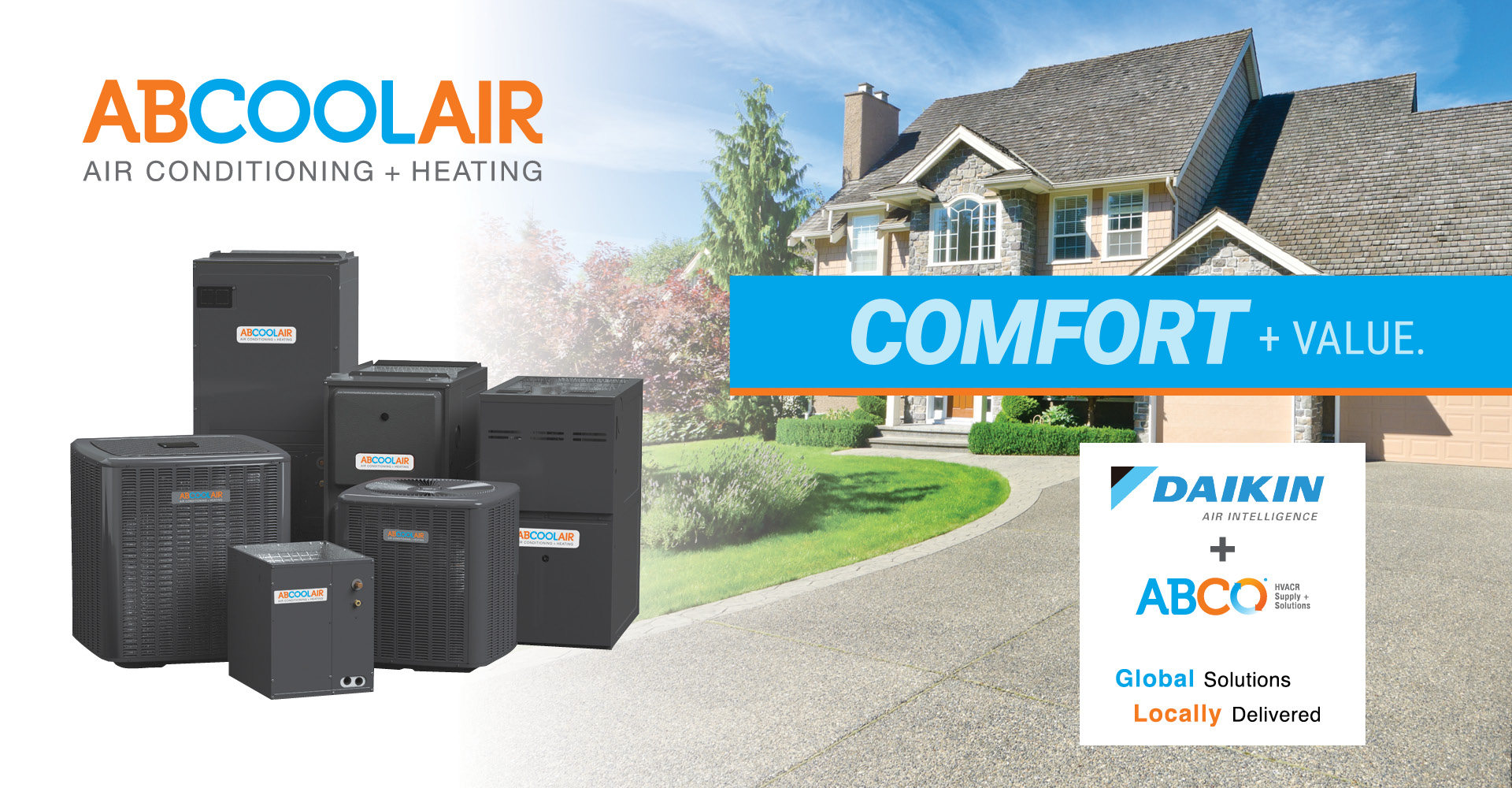 Energy-Saving Efficiency with ABCOOLAIR